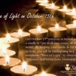 International Pregnancy & Infant Loss Awareness Week 9th – 15th of October